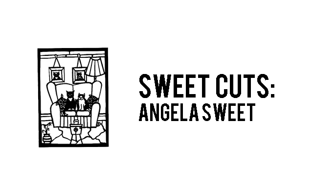 sweet cuts, angela sweet, art exhibition, southampton city art gallery