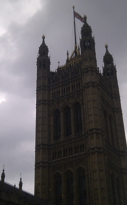 Westminster Palace, Victoria Tower