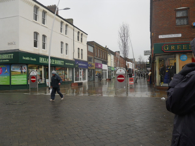 barrow in furness, town centre