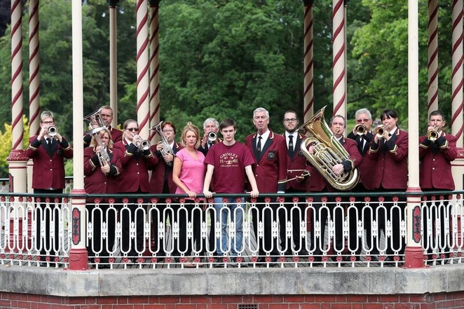 Brassed off, Wolverhampton grand theatre