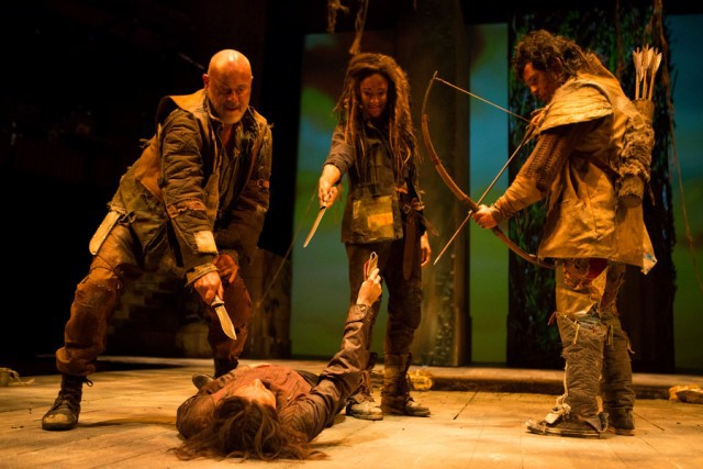 cymbeline, rsc, theatre review, bethan cullinane, gillian bevan