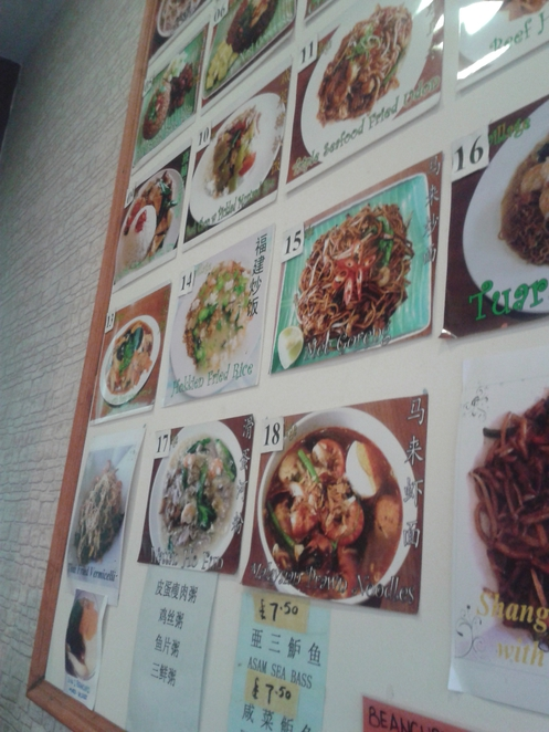 Malaysian Delight, Thai Food, Chinese food,