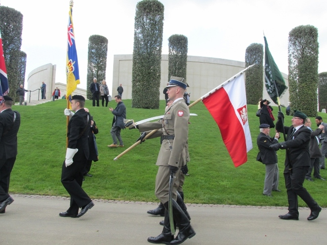 Monte Cassino 75 Years, National Memorial Arboretum