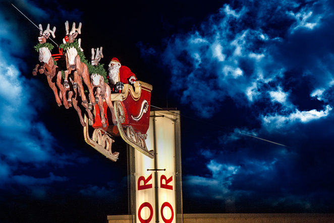 santa, southampton, southampton christmas, southampton christmas festival, things to do in southampton