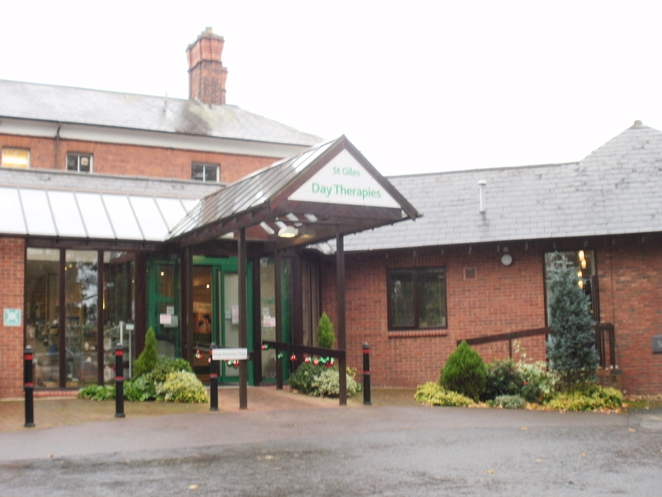 St Giles Hospice