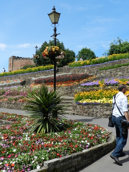 Tamworth in Bloom