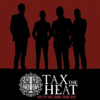 Tax The Heat, Fed To The Lions, Slade Rooms Wolverhampton, Alex Veale, Jack Taylor, Antonio Angotti, JP Jacyshyn