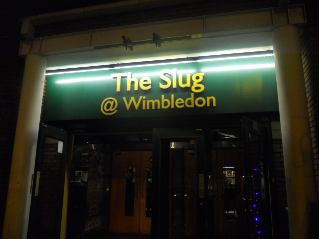 the slug, wimbledon, pub