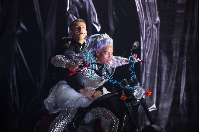 The Snow Queen at the Old Rep