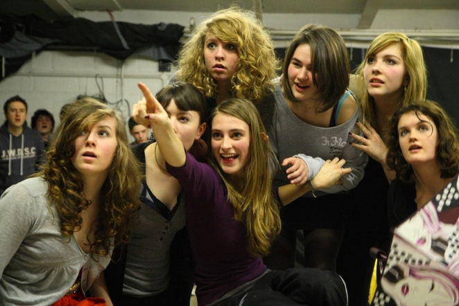 theatre makers, the next generation of theatremakers, summer school