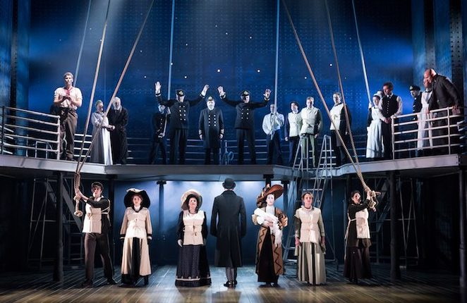 Titanic The Musical, uk tour, review, Birmingham Hippodrome