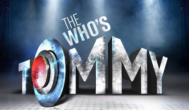Tommy, top 10 musicals in Birmingham 2017, The Who, rock musical, Birmingham Repetory Theatre, The Rep