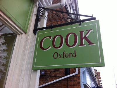 Cook, frozen meals, Oxford, Summertown