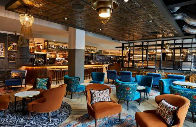 Hotel indigo Chester, staycation guide, cheshire