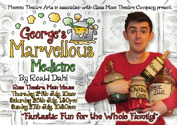international youth arts theatre, george's marvellous medicine