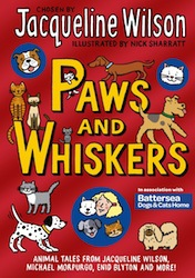 Jacqueline Wilson, paws & whiskers, chorleywood literary festival