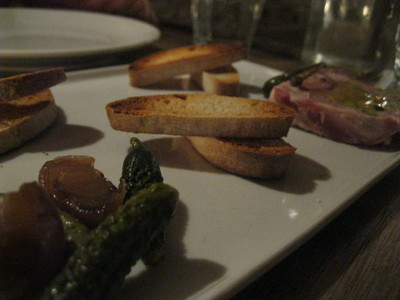 Mr. Buckley's, duck pate, hackney, restaurant, tapas