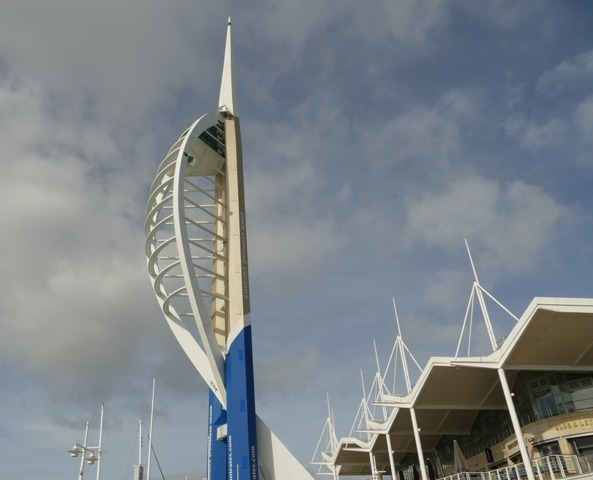 Spinnaker tower, portsmouth, high tea, Gunwharf, solent, Isle of Wight, fun, exciting, thrilling