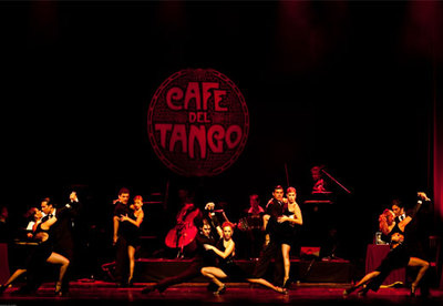 Tango Fire, Flames of Desire