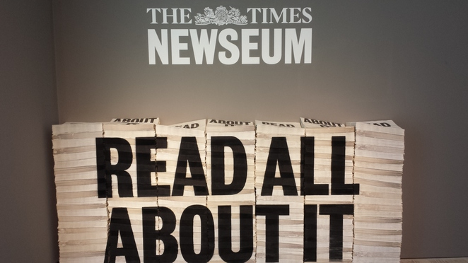 The Times Newseum
