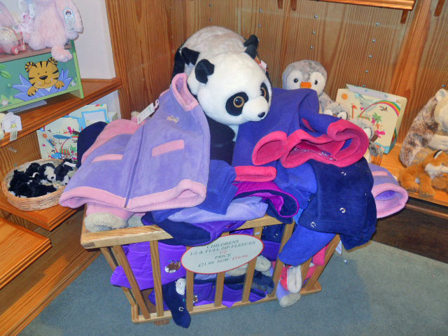 cartmel, gifts, the larch tree, toys, panda