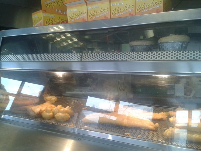 Dhillons, fish, fish and chips, chippy, JQ,