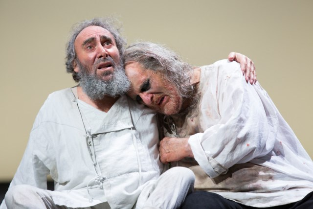 King Lear, Antony Sher, David Troughton, RSC, Greg Doran directs