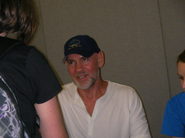 london film & comic convention, lfcc, mitch pileggi