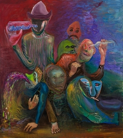 non sequitor, PAWEL SLIWINSKI, 'BUMS', beers contemporary,