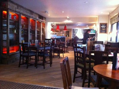 Red Lion, Kidlington, pizza, family friendly, pub