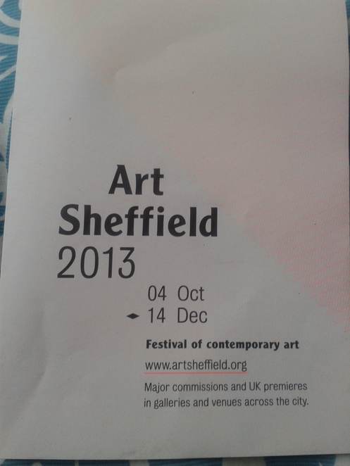 Sheffield, Arts festival, sheffield art,