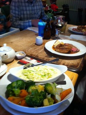 The Mustard Pot, Chapel Allerton, Sunday Lunch