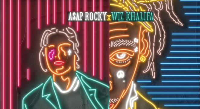 A$ap Rocky, Wiz Khalifa, UK Tour, Birmingham Genting Arena, London, Manchester, Nottingham, Liverpool, hip hop, rap, gigs
