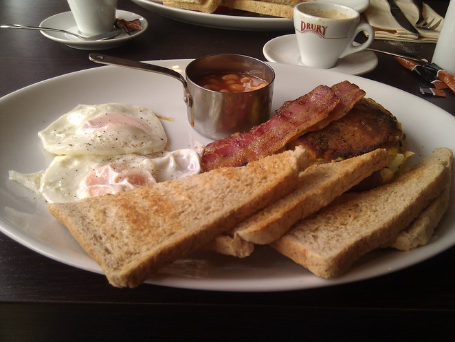 cyprianis, petts wood, breakfast, english breakfast