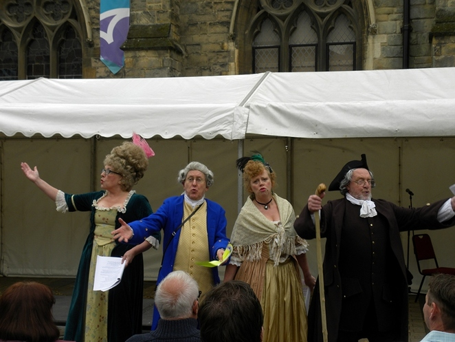Lichfield Heritage Weekend, Intimate Theatre