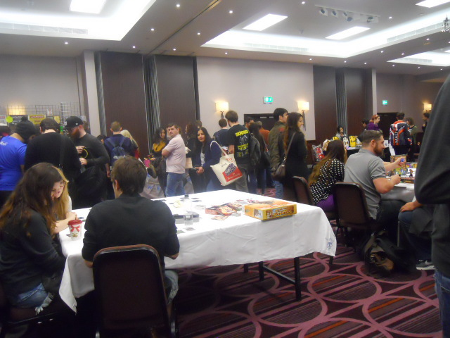 london gaming market, board games