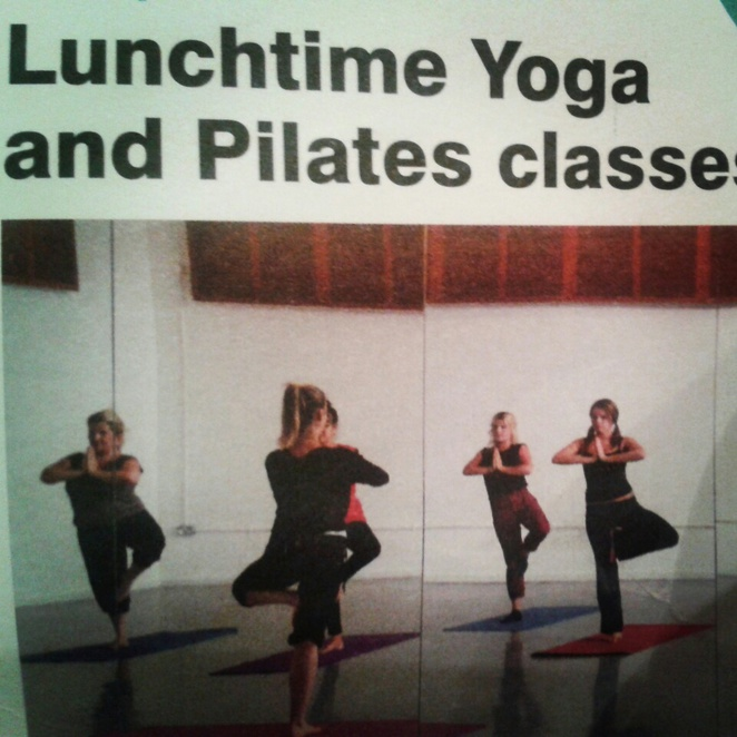 Pilates, Yoga, The Hippodrome