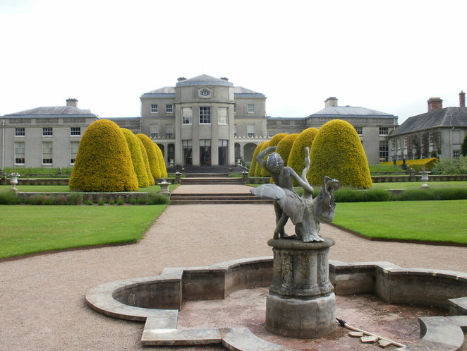 Shugborough, mansion house, Lord Lichfield, Staffordshire