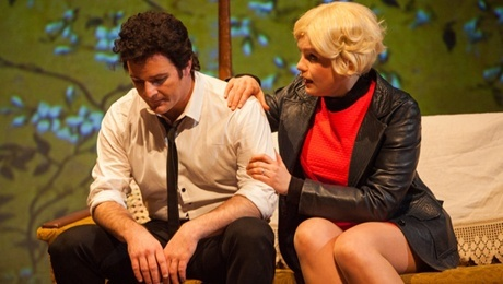 Tom jones musical, theatre review, new Alexandra theatre birmingham