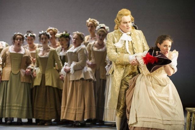 Welsh National Opera, WNO, Mozart, The Marriage of Figaro, Sue Blane, Birmingham, Cardiff