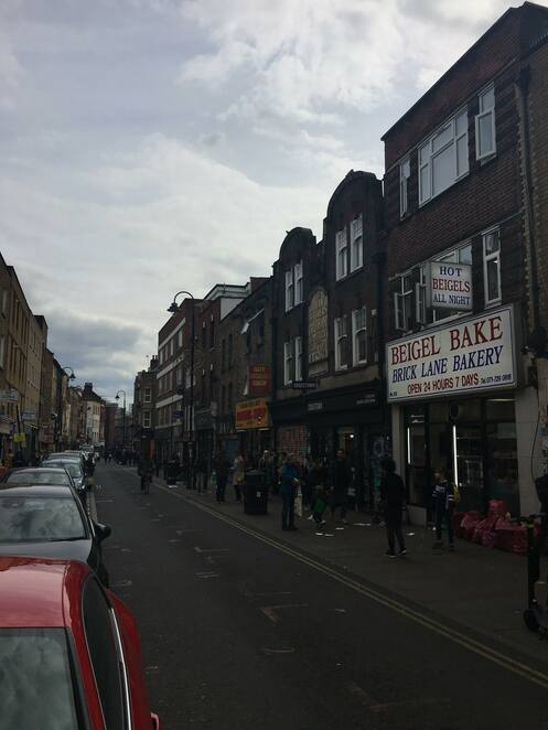 Beigel Bake, Brick Lane, bagel, food, 24/7, London