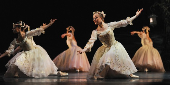 Coppelia Birmingham royal ballet