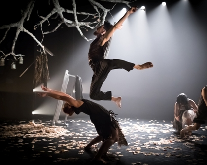 DanceXchange, Autumn Season 2016, The Wolf and Peter, Folk