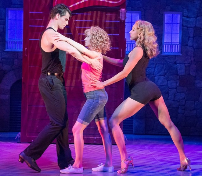 Dirty dancing the classic story on stage, Birmingham, Wolverhampton