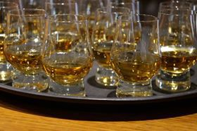 glengoyne distillery, dumgoyne, killearn, glasgow, whisky, chocolate, sherry, george connell, exciseman, burnfoot farm, waterfall, glen