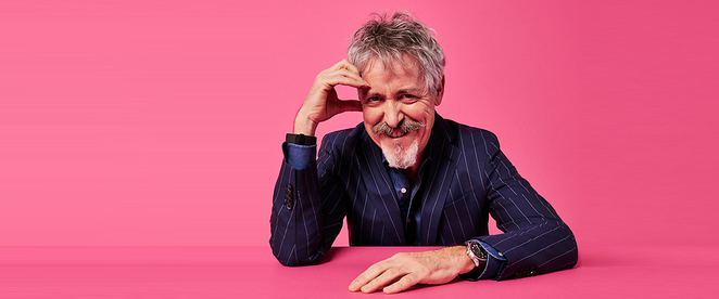 griff rhys jones, where was i, comedy, stand up comedy, salisbury playhouse