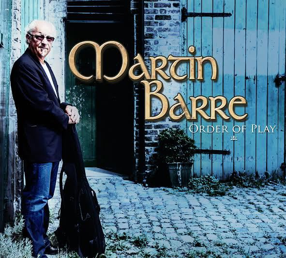 Martin Barre, Jethro Tull, Order of Play