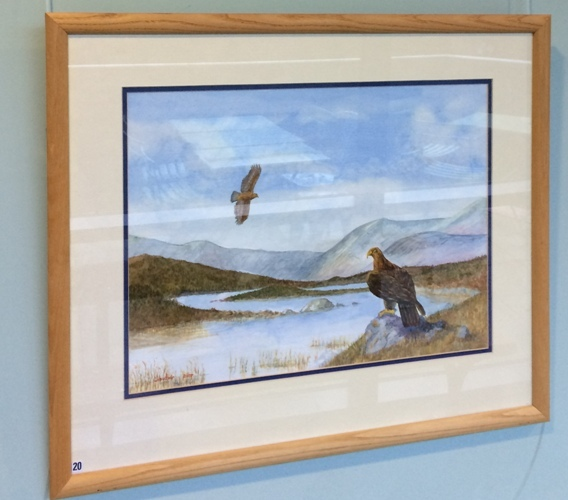 Painting for Pleasure, Dudley Canal and Tunnel Trust's Waterside Gallery, John Fox, Art Exhibition, Free