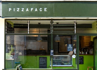 Pizzaface, Brighton