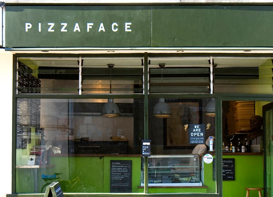 Pizzaface Brighton